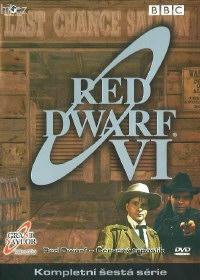 Re: Červený trpaslík / Red dwarf / CZ
